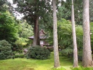Templo Sanzen-in.